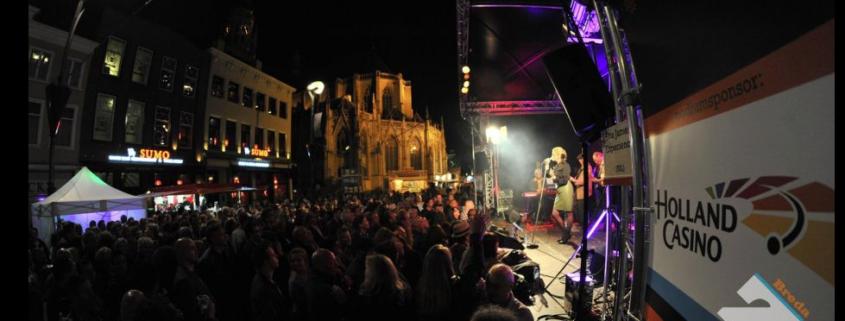 Tiny Little Bigband op Breda Jazz Festival
